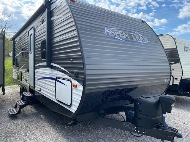 2018 Dutchmen Mfg Aspen Trail 2480RBS Travel Trailer RV