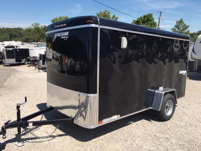 2020 Homesteader Inc. 612CS Enclosed Cargo Trailer