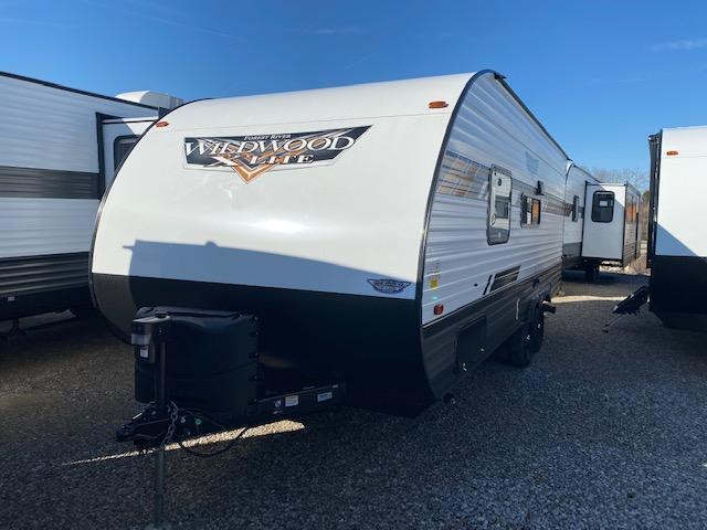 2020 Forest River Inc. Wildwood X-lite 19DBXL Travel Trailer RV