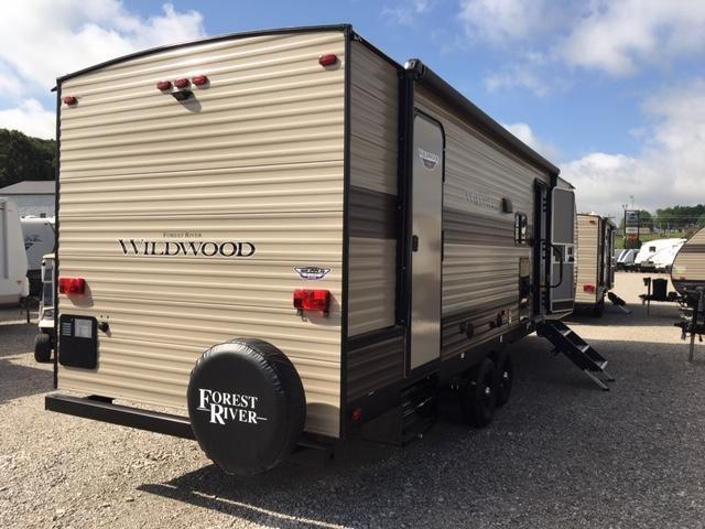 2020 Wildwood 26DBUD Travel Trailer RV