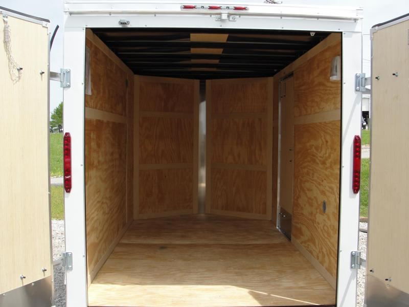2019 Homesteader Inc. 610IS Enclosed Cargo Trailer