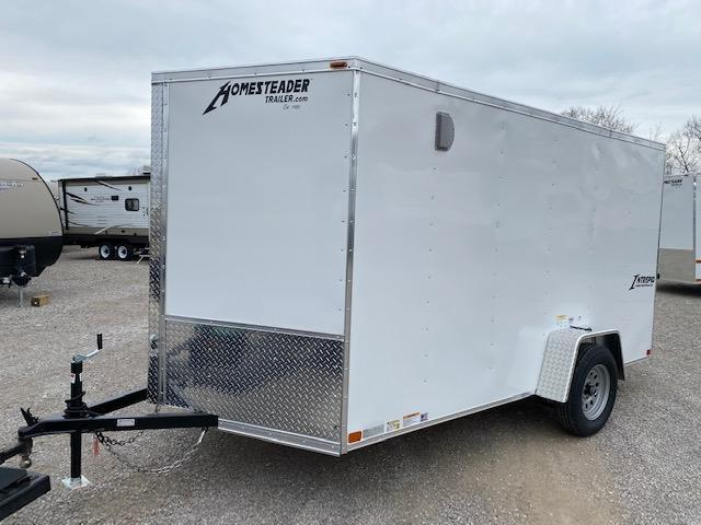 2020 Homesteader Inc. 712IS Enclosed Cargo Trailer