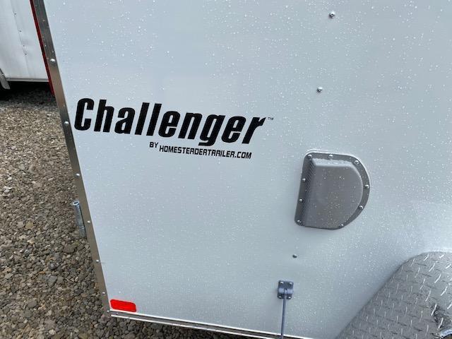2020 Homesteader Inc. 610CS Enclosed Cargo Trailer