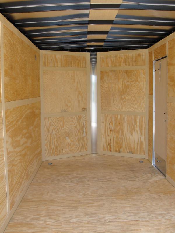 2020 Homesteader Inc. 716IT OHV Enclosed Cargo Trailer