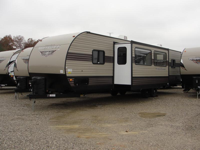 2019 Wildwood 37BHSS Travel Trailer