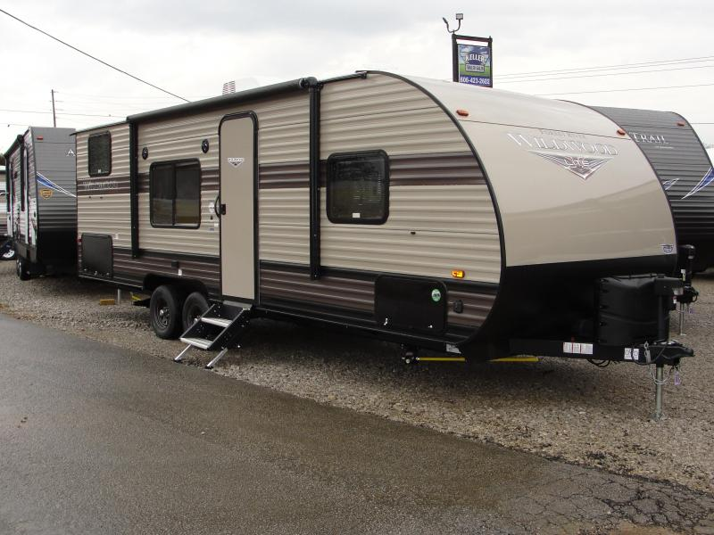 2019 Wildwood X-Lite 261BHXL Travel Trailer