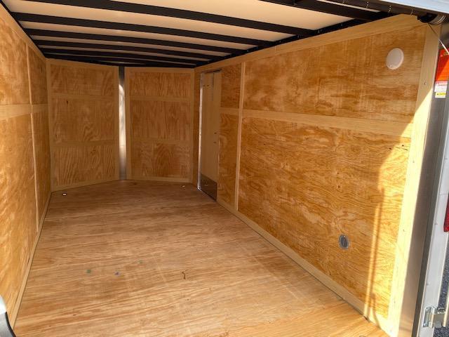 2020 Homesteader Inc. 714IT Enclosed Cargo Trailer
