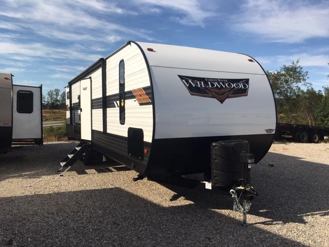 2020 Forest River, Inc. Wildwood 29VBUD Travel Trailer RV