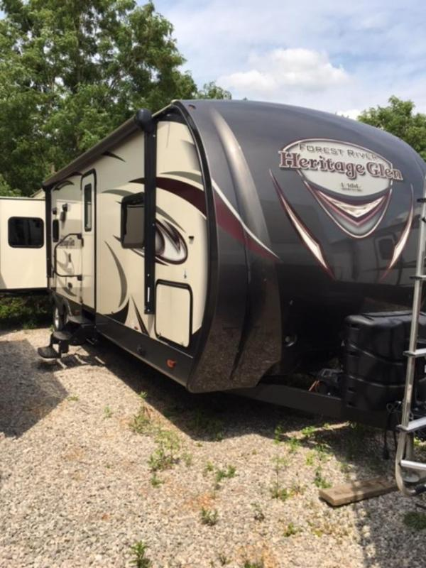 2017 Heritage Glen 299RE Travel Trailer