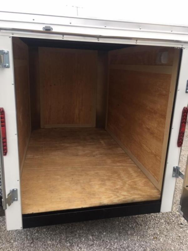 2019 Homesteader 508FS Enclosed Cargo Trailer