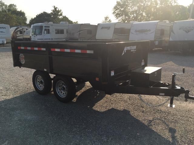 2020 Homesteader Inc. 610LB Dump Trailer