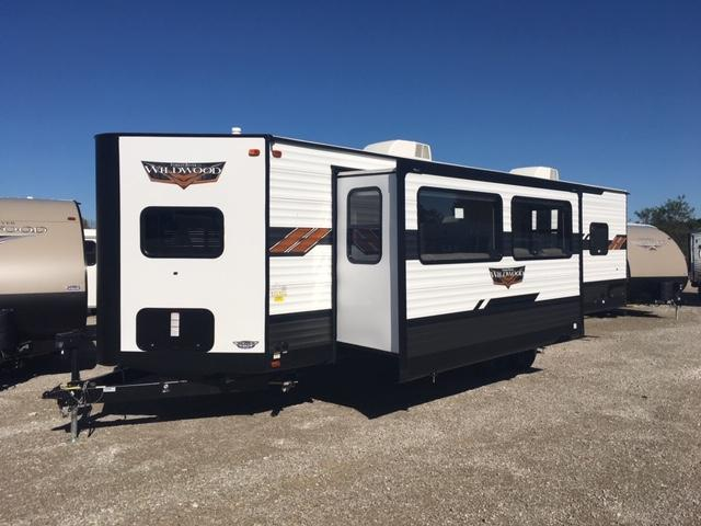 2020 Forest River, Inc. Wildwood 28FKV Travel Trailer RV
