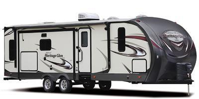 2018 Heritage Glen WBT326RL Travel Trailer