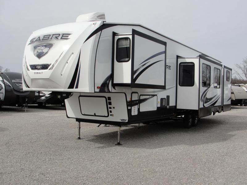 2019 Sabre 38DBQ Travel Trailer