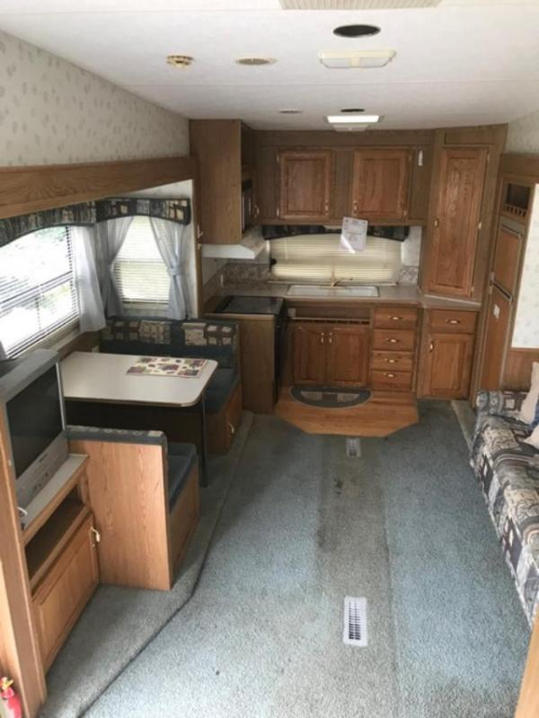 1998 Wilderness Other 30-5Z Fifth Wheel Campers RV