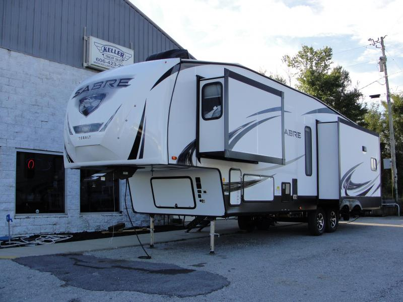 2019 Sabre 31IKT Travel Trailer