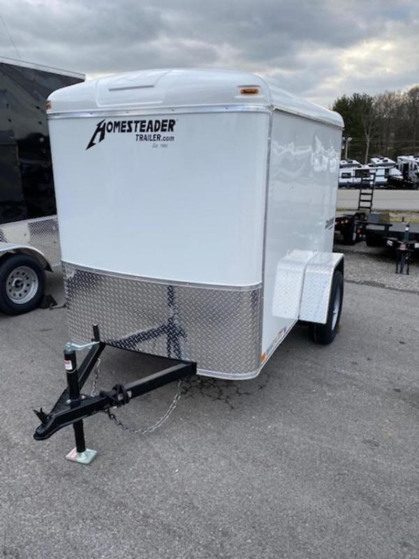 2020 Homesteader Inc. 508CSCS Enclosed Cargo Trailer