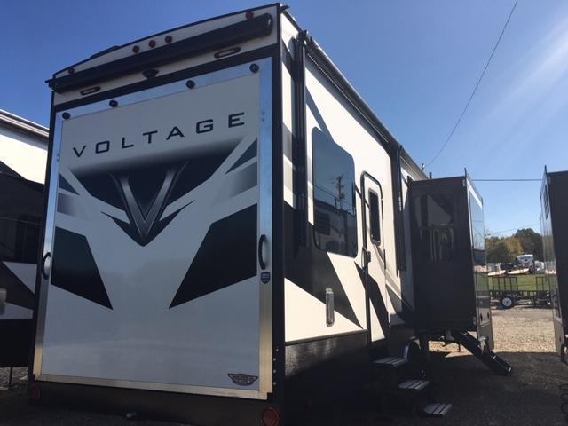 2020 Keystone RV Voltage VT3635 Toy Hauler RV