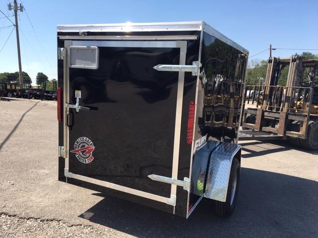2020 Homesteader 508FS Enclosed Cargo Trailer