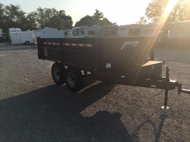 2020 Homesteader Inc. 610MB Dump Trailer