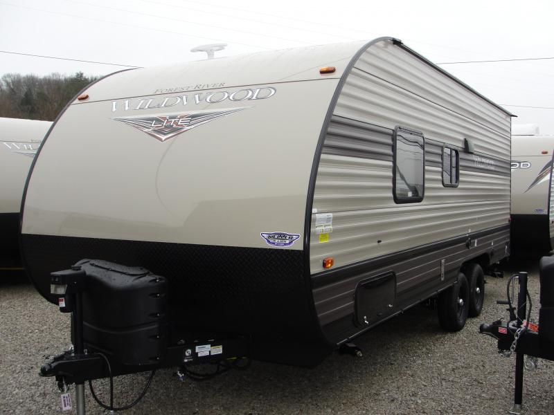 2019 Wildwood X-Lite 19 DBXL Travel Trailer