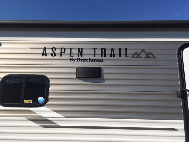 2020 Dutchmen Manufacturing Aspen Trail 3251THS20 Toy Hauler RV