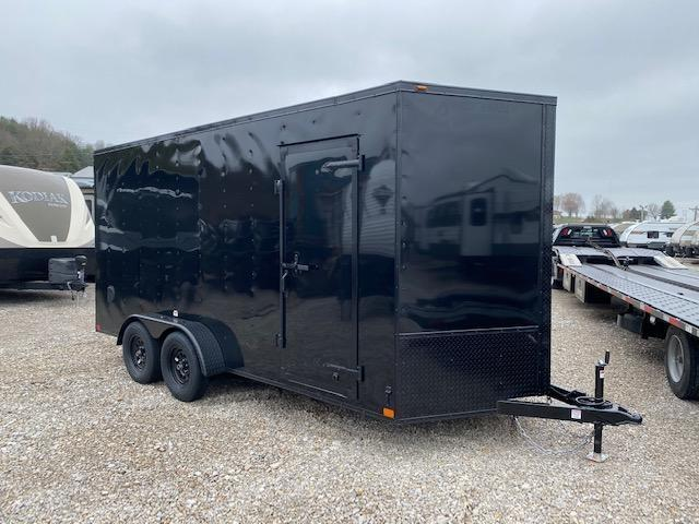 2020 Homesteader Inc. 716IT Enclosed Cargo Trailer