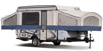 2017 Viking RV 2108ST Popup Camper