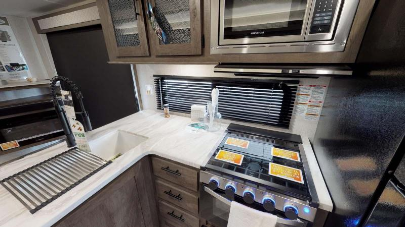 2020 Forest River Inc. Wildwood 36VBDS Travel Trailer RV