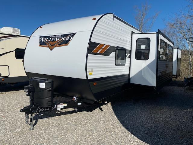 2020 Forest River, Inc. Wildwood 36VBDS Travel Trailer RV