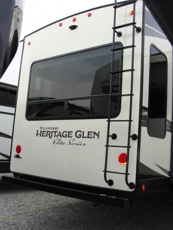 2020 Heritage Glen 34RL Travel Trailer