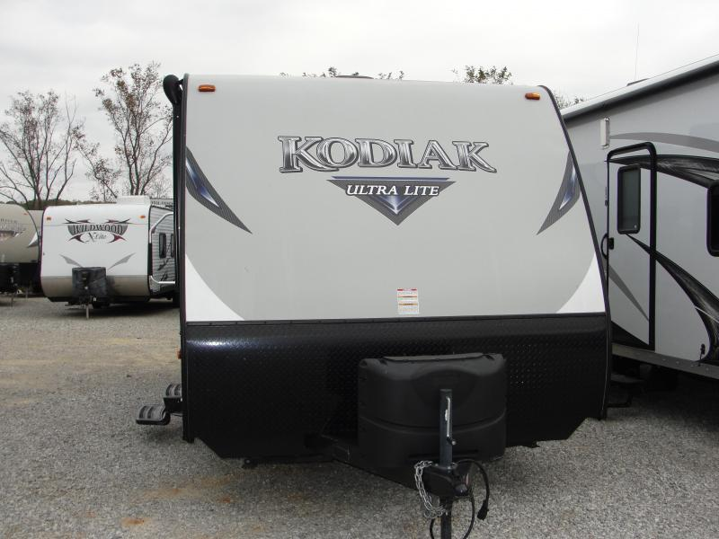 2017 Kodiak 201QB Travel Trailer