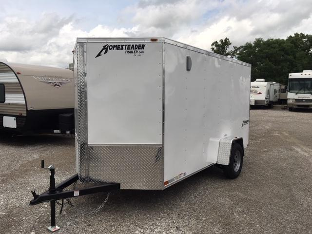 2020 Homesteader Inc. 612IS Enclosed Cargo Trailer