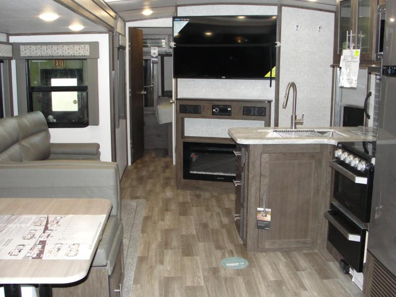 2020 Heritage Glen 314BUD Travel Trailer