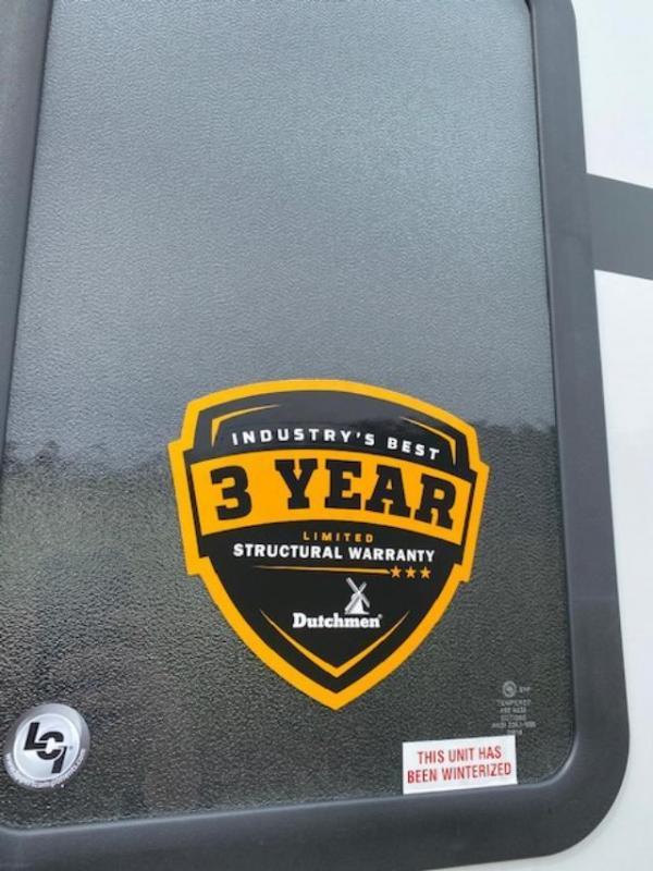 2020 Dutchmen Manufacturing Kodiak 2921FKD Travel Trailer RV