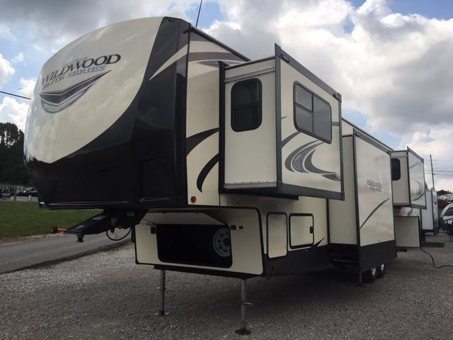 2020 Forest River Heritage Glen 36FL Fifth Wheel