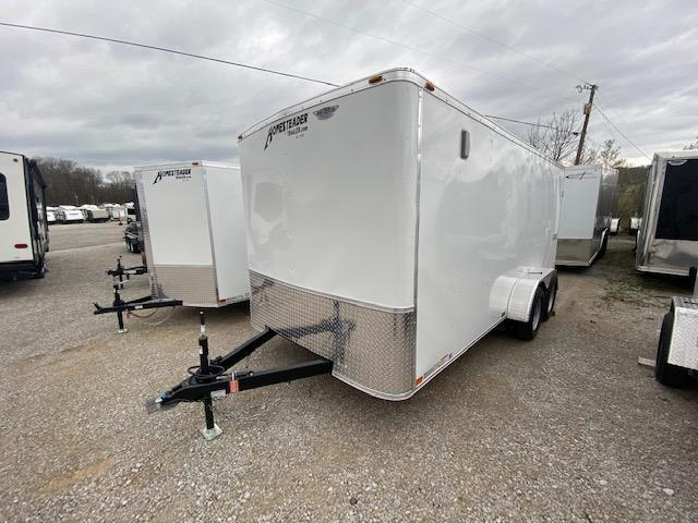 2020 Homesteader Inc. 716FT Enclosed Cargo Trailer