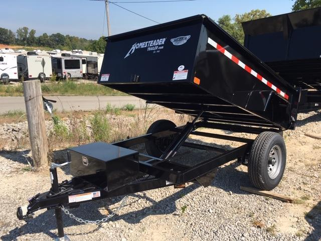 2020 Homesteader Inc. 508MX Dump Trailer