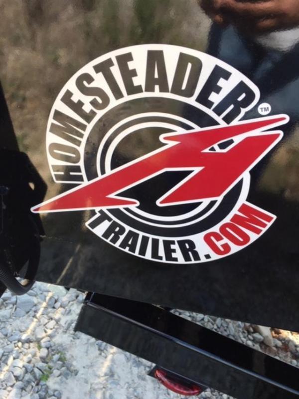 2020 Homesteader Inc. 508MX Dump Trailer