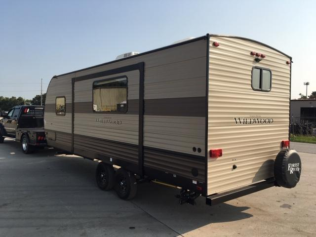 2020 Forest River Inc. Wildwood 22RBS Travel Trailer RV