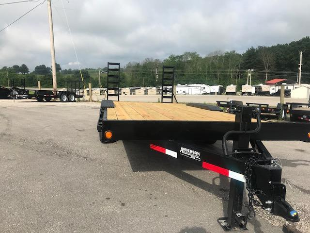 2019 Anderson Manufacturing EQ8207T Equipment Trailer