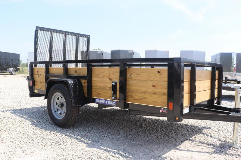 2020 Sure-Trac 5x10 3-Board Utility Trailer