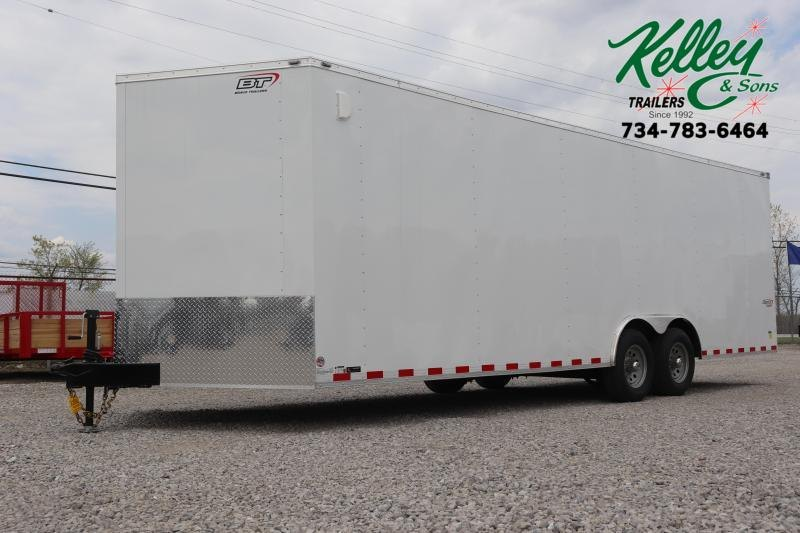 2019 Bravo Trailers 8.5x24 10K Scout Car Racing Trailer