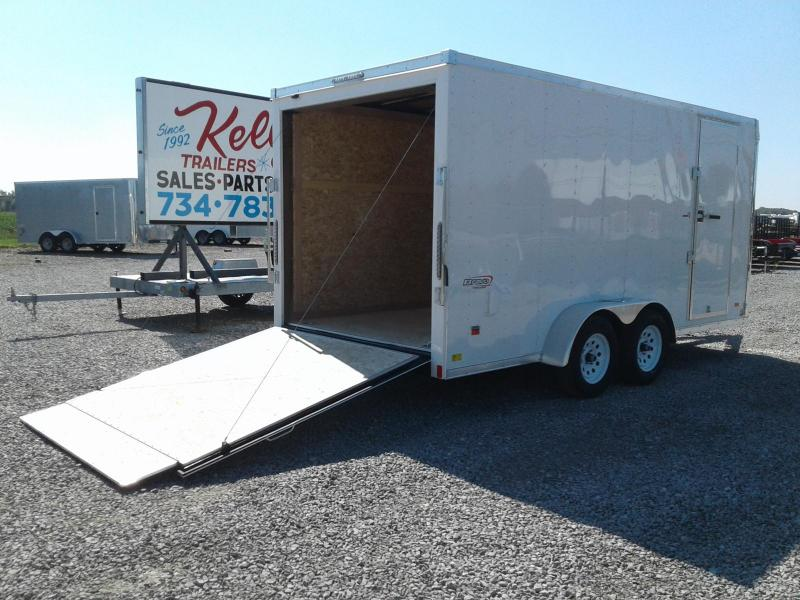 2019 Bravo Trailers 7x16 Star 7K Enclosed Cargo Trailer