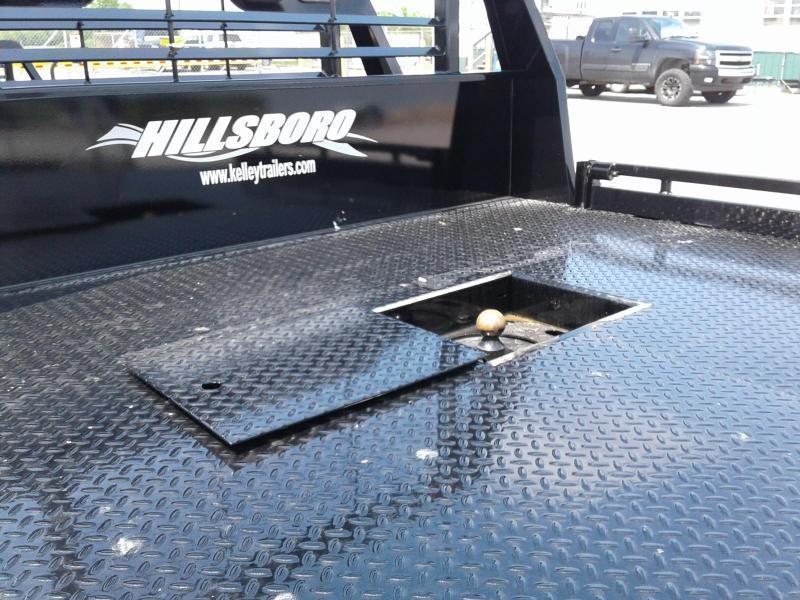 2020 Hillsboro Industries SLT Steel SWSB Truck Bed