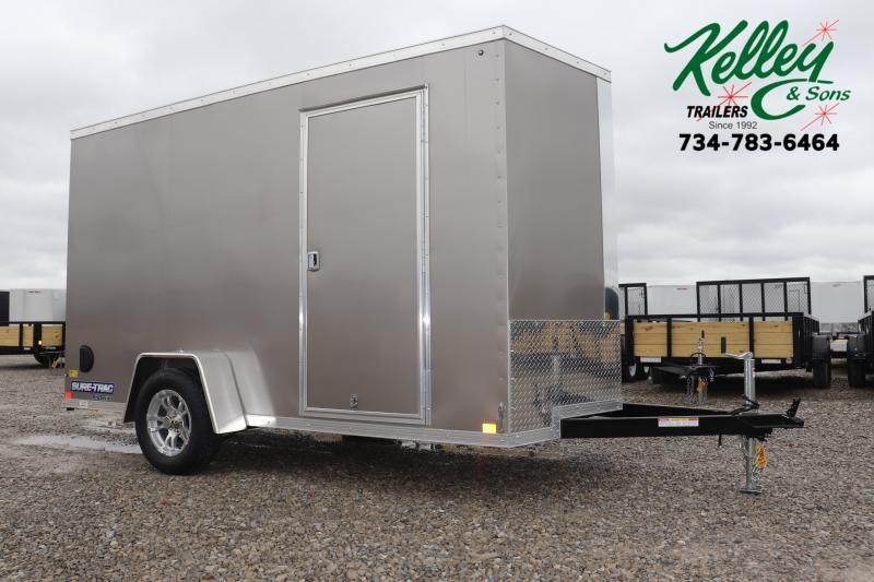 2019 Sure-Trac 6x12 Pro Series Wedge Cargo