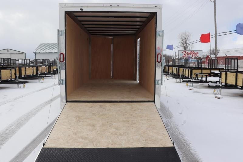 2020 Sure-Trac 7x1610K Pro Series Wedge Enclosed Cargo Trailer