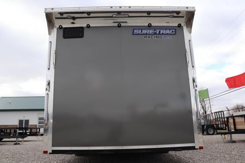 2020 Sure-Trac 8.5x24 10K Racing Pro Car / Racing Trailer
