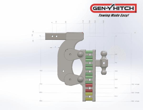 2020 Gen-Y Hitch GH-1524