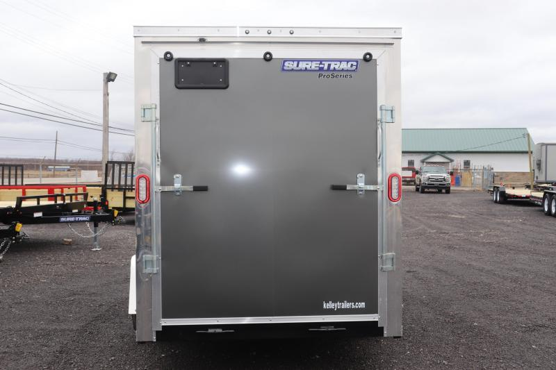 2020 Sure-Trac 6x12 Pro Series Wedge Cargo Trailer